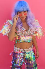Disco Dancer Halloween Costume Diy Halloween Costume Piñata Disco Queen Thimblepress