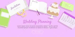 wedding preparation for wedding planning web banner preparation for the wedding day