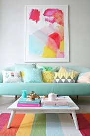 colorful room inspiring best living trends art picture for colorful room design