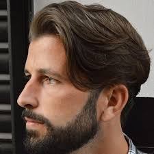 haircut styles longer on sides 25 top professional business hairstyles for men side sweep hair