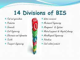 bureau standard bureau of indian standards bis
