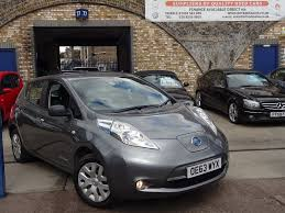 nissan finance used cars used nissan leaf 2014 for sale motors co uk