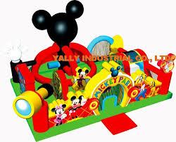 cheap disney mickey park trottie playground for small