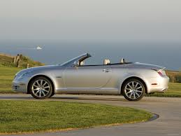 convertible lexus hardtop lexus sc430 pebble beach edition 2009 pictures information