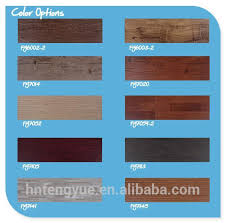 2017 type easy click vinyl plank flooring pvc laminate