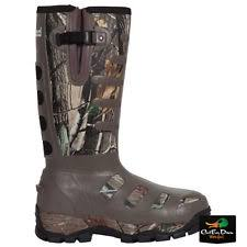 s insulated boots size 12 banded gear 800 gram insulated breathable boots realtree size 12