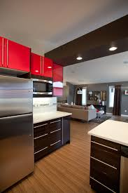 Kitchen Contemporary Cabinets Long Cabinet Pulls Kitchen Modern With Bellmont Cabinetry