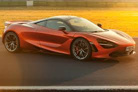 orange mclaren rear mclaren 720s reviewed by a regular driver more ali g than lateral