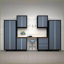 Kitchen Cabinet Systems Bathroom Good Looking Shop Blue Hawk Wood Composite Garage