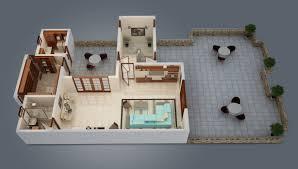 3d Floor Plan Services House Design 3d Archmania Floor Plans House 3d