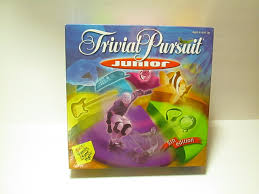 trivial pursuit 80s hasbro trivial pursuit junior