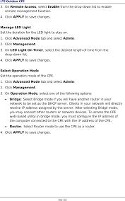 p04e68 lte outdoor cpe user manual e500 series bandrich inc
