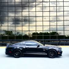 2014 Black Mustang 2014 California Special Black Black Black The Mustang Source