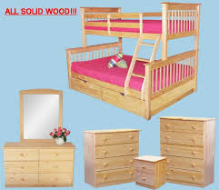 Kids Bunk Beds Toronto by Wood Furniture Toronto Josep Homes Collection