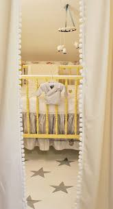Yellow Curtains Nursery A Up Of Great Spaces Baby Curtains Divider And Nursery