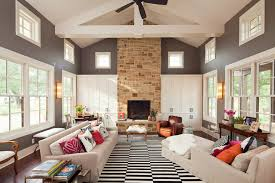 Black And White Rugs Black And White Rug Hall Contemporary Amazing Ideas With Barge