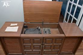 Kitchen Cabinet Turntable Record Player Cabinet Ikea Best Home Furniture Decoration