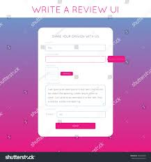 home design elements reviews design elements development site write review stock vector