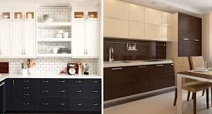 Kitchen Cabinet Styles And Trends Hgtv Contrasting Cabinets  Hot - Trends in kitchen cabinets