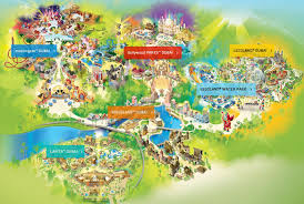 Six Flags New England Map by 10 Things You Need To Know About Theme Park Attendance In 2016