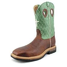 twisted x s boots amazon com twisted x s lite cowboy steel toe workboot