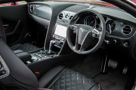 bentley supersports interior bentley continental gt 2nd generation facelift
