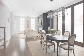 Linear Chandelier Dining Room 45 Photo Of Linear Chandelier Dining Room