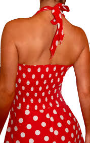 Halloween Costume Minnie Mouse Funfash Size Halloween Costume Red White Polka Dot Dress Minnie