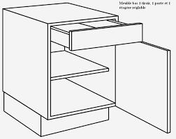 meuble cuisine 15 cm largeur meuble cuisine awesome meuble ur 15 cm cuisine cm pour co