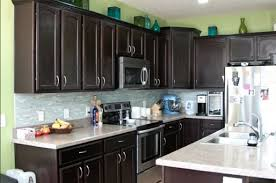 Black Kitchen Cabinets Images Dark Kitchen Cabinets For Modern Styled Kitchen