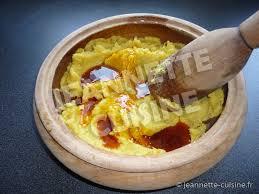 cuisiner l igname le foufou de banane ou d igname plat africain jeannette cuisine