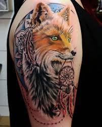 fantastic fox tattoos artist magazine