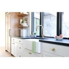 home depot kitchen sink vanity bradstreet ii farmhouse apron front fireclay 30 in single bowl kitchen sink in crisp white