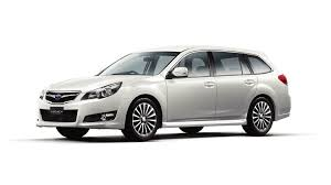 white subaru wagon subaru legacy touring wagon officially revealed in japan