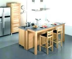 table de cuisine haute avec rangement table cuisine haute table bar cuisine design table bar cuisine table