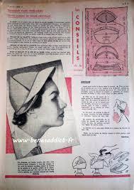 si e pour le dos vintage le petit echo de la mode 1953 plusieurs patrons gratuits