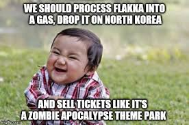 Drop It Meme - evil toddler meme imgflip