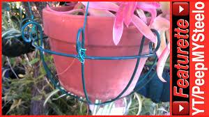 hanging planters for outdoor u0026 indoor plants with decorative