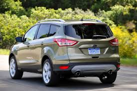 Ford Escape Recall - ford issues two new recalls for 2013 escape on fire risks