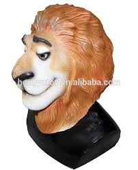lion mask zootopia mask animal lion mask in party masks