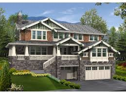 craftsman home plans with pictures tara pier craftsman home plan 071s 0014 house plans and more