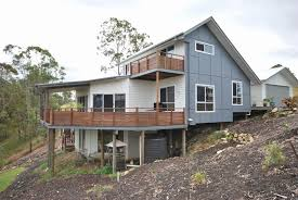 sloping house plans house plans for sloping new houses for blocks sloping block