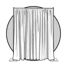 Pipe And Drape Hooks How To Set Up Pipe And Drape Back Drop Displays A Guide To Pipe