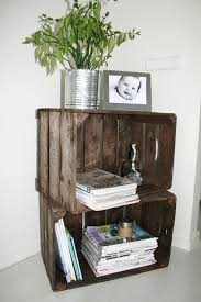 120 best decorating with apple wooden crates images on pinterest