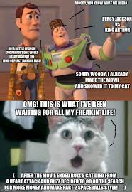 Woody And Buzz Meme - buzz and woody jackson imgflip