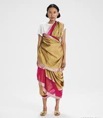 Drape A Sari How Many Ways Can You Wear A Sari U2014 Clove