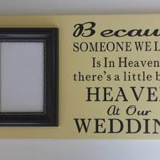 wedding memorial sign best wedding memorials for loved ones products on wanelo
