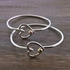 rose gold love heart bracelet images Cape cod heart hook bracelet new items jpg
