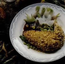 cuisiner les navets blancs recette blanc de pintade rôti aux noix et jeunes navets à l huile de
