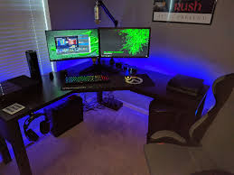 gaming setup ps4 pc ps4 or xbox one take your pick bestgamesetups com